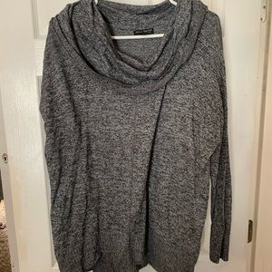 Willi Smith Tops - Beautiful Cowl Neck Top! Sz 1x EUC
